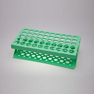 POXYGRID® 1/2 SIZE TESTTUBE RACK 10-13MM - Bel Art - F187881300