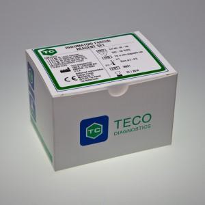 RF Latex Kit - Teco Diagnostics - RF-100