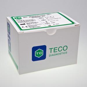 Mononucleosis Latex Test Kit - Teco Diagnostics - IML-50