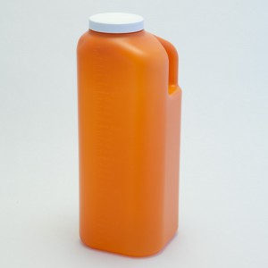 Collection Bottle, 24-Hour - Graduated - Medical Action Industries, Inc. - 02090