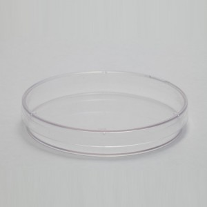 Sterile Beveled-Stacker Petri Dish 100 x 15 mm - Medical Action Industries, Inc. - PD5712-500S