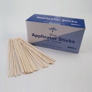 APPLICATOR, WOOD STICK - Medline Industries - MDS202060