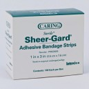 BANDAGE, ADHESIVE, PLASTIC - Medline Industries - PRM25600